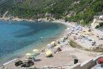 Spiaggia Ermones di Corfù