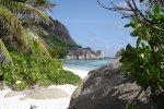 Spiaggia Anse Source d'Argent di La Digue