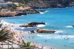 Cala Tarida di Ibiza