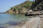 Spiaggia Kedros di Samos