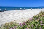 Spiaggia Chiarone di Capalbio
