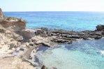 Caló des Morts di Formentera