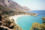 Spiaggia Megalo Seitani di Samos