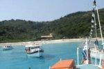 Spiaggia Voutoumi di Antipaxos