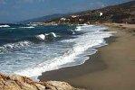 Spiaggia Messakti di Ikaria