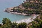 Spiaggia Xilokeriza di Spetses