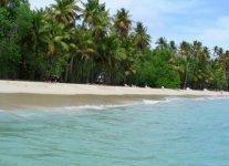 Plage des Salines di Martinica