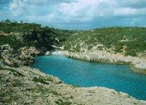 Cala Canutells di Minorca