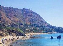 Spiaggia Settefrati di Cefalù