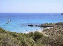 Playa d'en Tortuga di Minorca