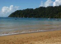 Pirate's Bay di Tobago