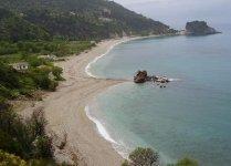 Spiaggia Potami di Samos