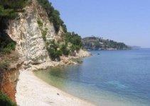 Spiaggia Spartines di Alonissos