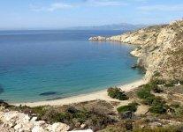 Spiaggia Livadi di Donoussa