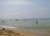 Spiaggia Glyfada di Corfù