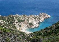 Spiaggia Vathi Limenari di Donoussa