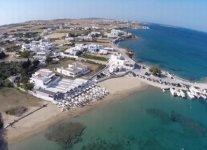 Spiaggia Ampelas di Paros