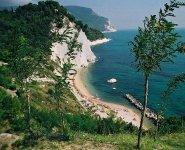 Spiaggia dei Frati Numana