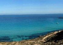 Cala Rossa isola Favignana