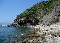 Spiaggia del Canneto di Riomaggiore