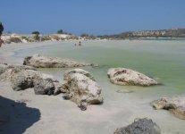 Spiaggia Elafonissos di Creta