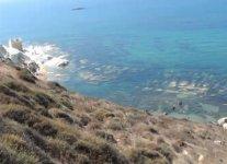 Punta Bianca a Monte Grande di Agrigento.jpg