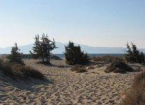 Spiaggia Kastraki di Naxos