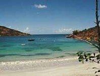 Marigot Beach di San Barth