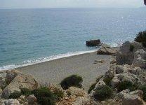 Spiaggia Balos di Samos