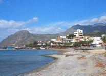 Spiaggia Plakia di Creta