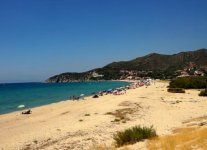 Spiaggia Solanas di Sinnai