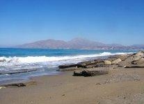 Spiaggia Agia Galini di Creta