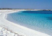 Spiaggia Is Arutas di Cabras