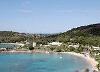 Hawksbill Beach di Antigua