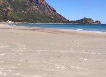 Spiaggia Foxi Manna di Tertenia