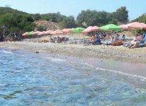 Havania beach di Creta