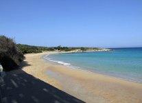 Spiaggia Harokopou di Koufonissi