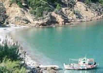Spiaggia Glyfoneri di Skopelos