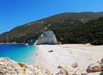 Spiaggia Fteri di Cefalonia
