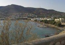 Spiaggia Foinikas di Syros