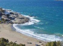 Spiaggia Piperi di Paros