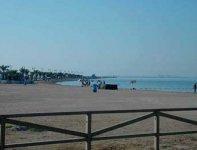 Playa La Mota di San Pedro del Pinatar