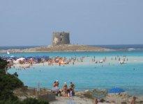Spiaggia La Pelosa di Stintino