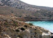 Spiaggia Fikio di Donoussa