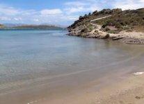 Spiaggia Monastiri di Paros