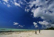Spiaggia Paje di Zanzibar
