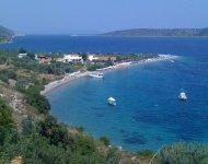 Spiaggia Agios Dimitrios di Alonissos