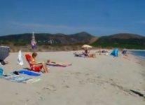 Spiaggia Su Tiriarzu di Posada