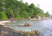 Spiaggia Anse Souillac di Mahè