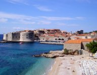 Spiaggia di Banje Dubrovnik